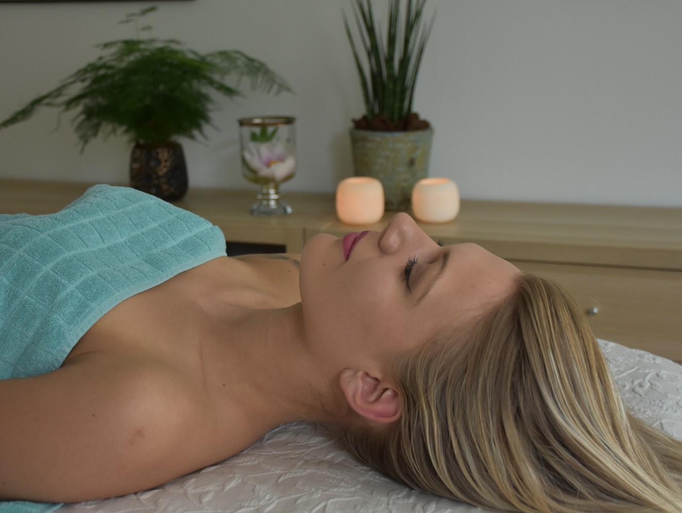 kvinde massage